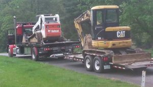 tow haul construction equipment carroll county md